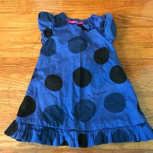 Oshkosh size 24 month polka dot dress